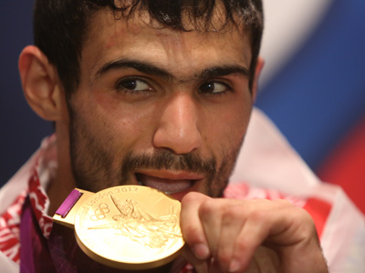 Олимпийский чемпион по дзюдо Арсен Галстян