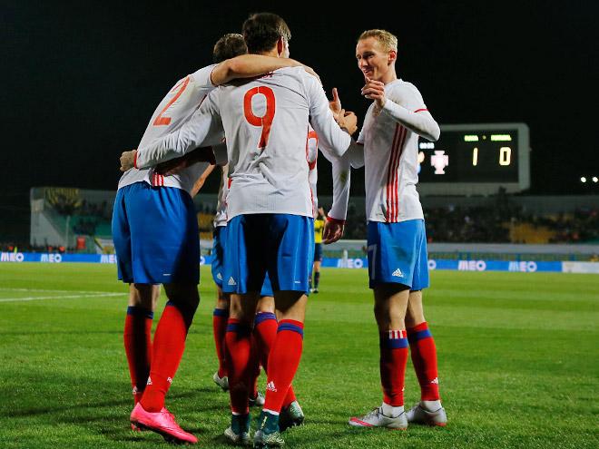 Мутко и Сёмин верят в сборную России