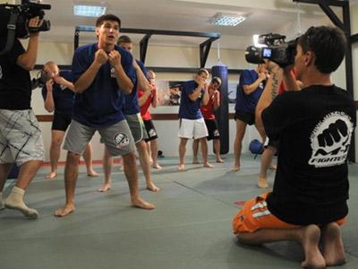 """""""M-1 Fighter - первый шаг на пути в большой спорт"""""""