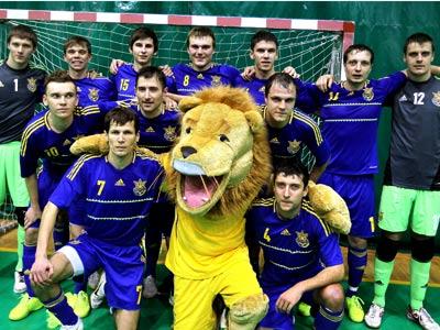 Представляем соперником сборной Украины