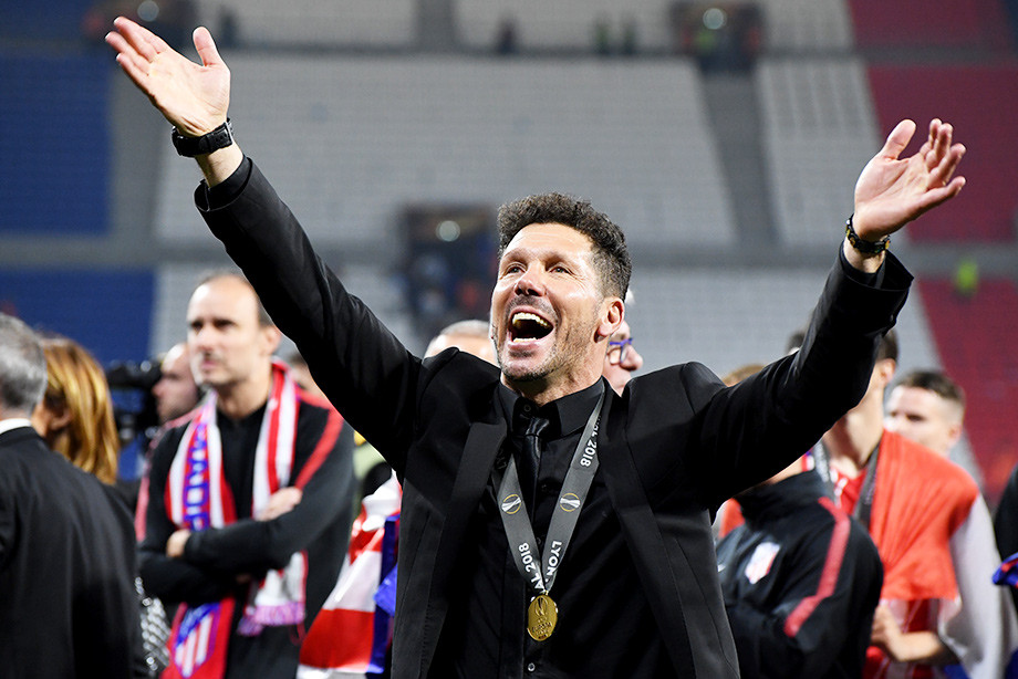 Диего Симеоне — самый высокооплачиваемый тренер