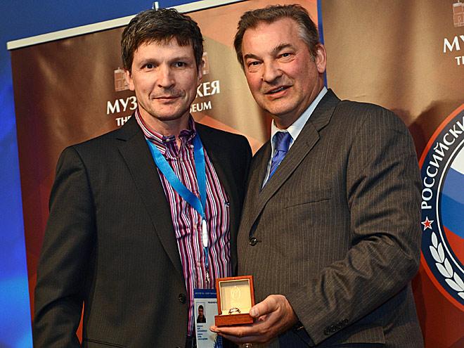 Игорь Кравчук и Владислав Третьяк