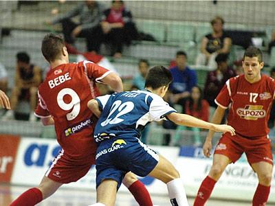 Девятый тур чемпионата Испании по мини-футболу