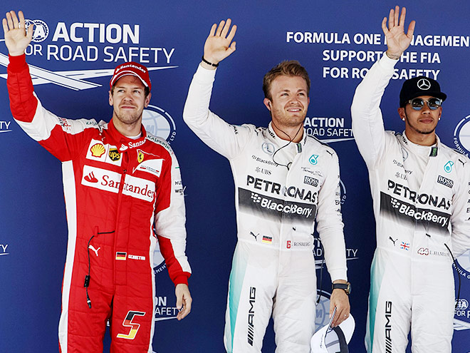 Анализ стартовой решётки Гран-при Испании Формулы-1