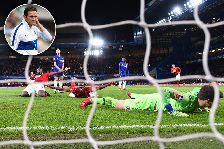 Ставки на матч «Манчестер Юнайтед» — «Челси»