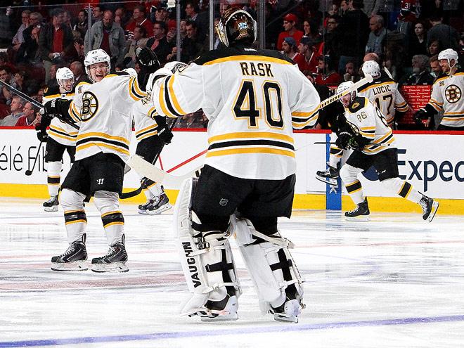 «Бостон» выиграл в Монреале и сравнял счет – 2-2