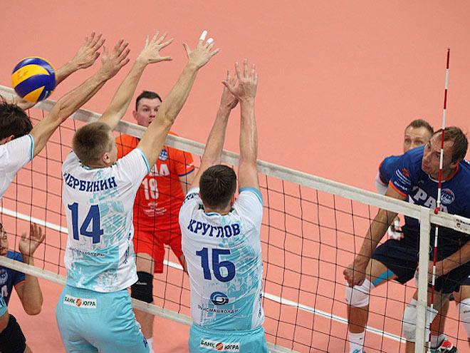 Завершился первый раунд предварительного этапа Кубка России