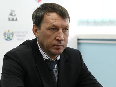 "Ришат Гимаев подвёл итоги сезона ""Нефтяника"""