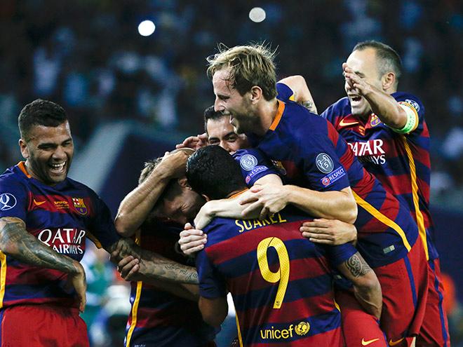 «Барселона» — «Севилья» — 5:4. Обзор матча