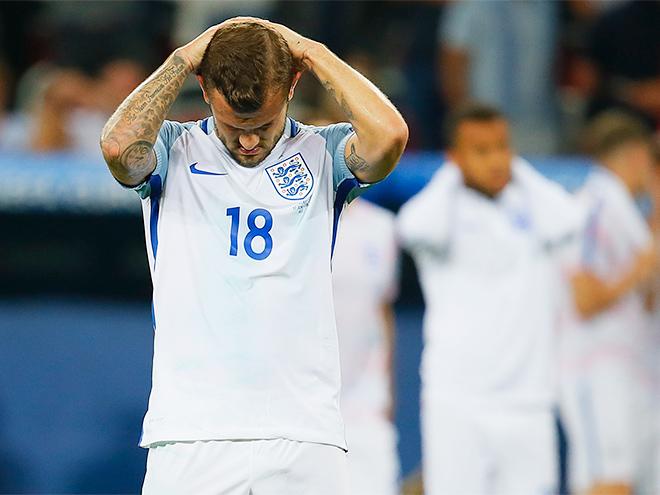 Евро-2016. Провал сборной Англии ничего не изменит