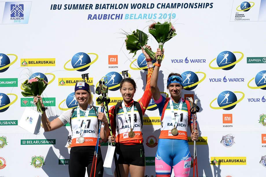 Чемпионат мира по летнему биатлону 2019, Раубичи, обзор гонок преследования