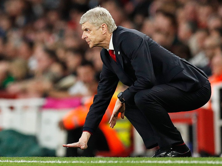 Арсен Венгер близок к уходу из лондонского «Арсенала»