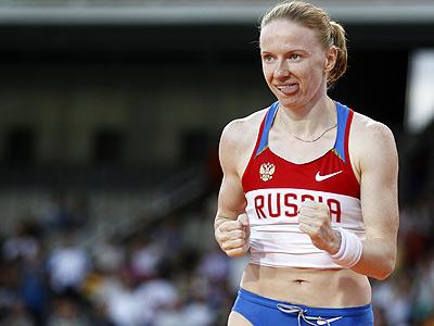 Феофанова: хотелось бы завоевать золото Олимпиады