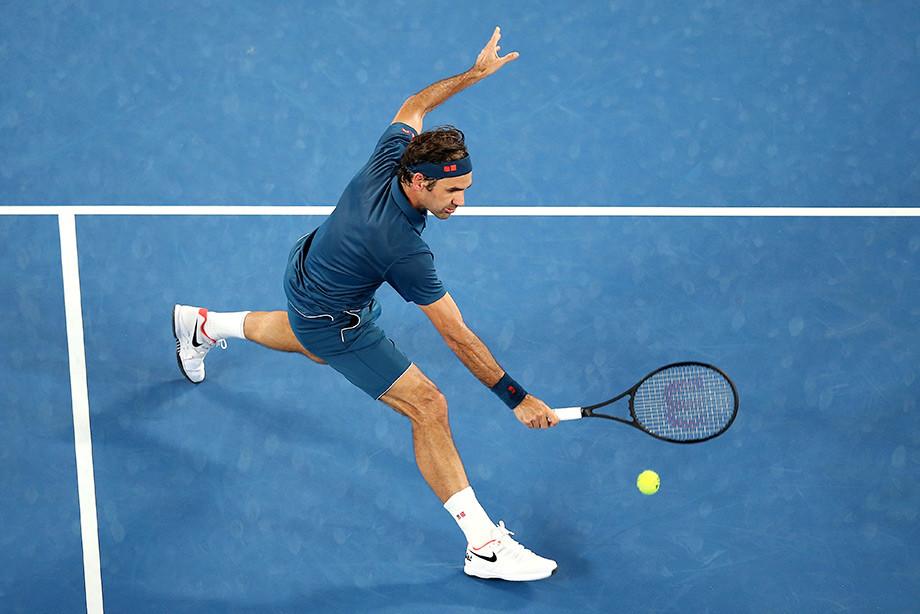 Федерер подготавливает в Дубае рывок наверх