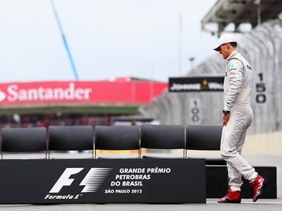Шумахер о Гран-при Бразилии и чемпионстве Феттеля