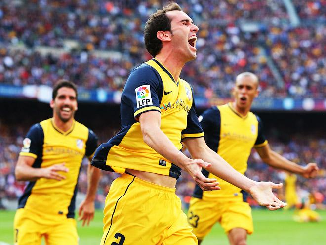 «Барселона» — «Атлетико» — 1:1