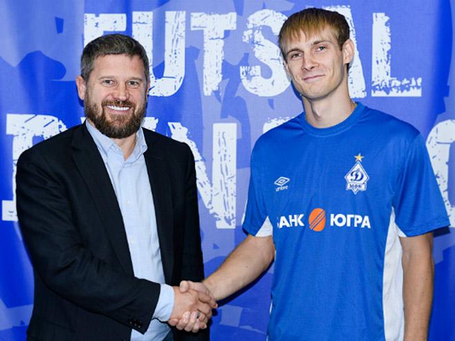 Денис Бурков – о переходе в «Динамо»