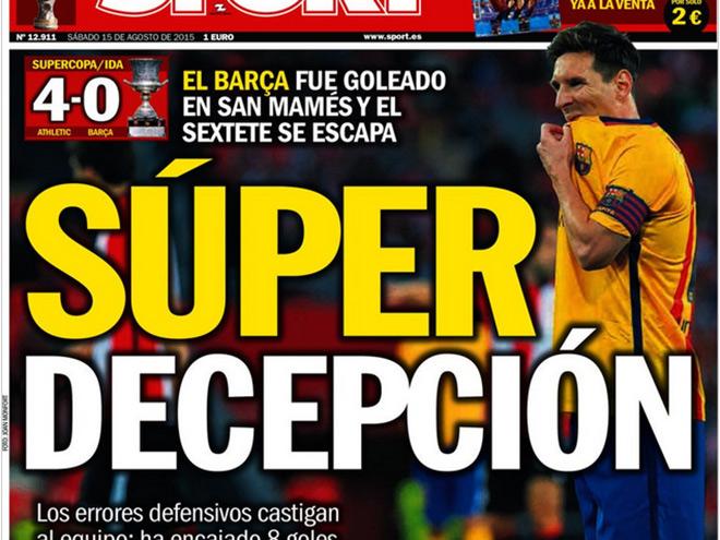 «Барселона», «Челси» и Вальбуэна – в обзоре прессы