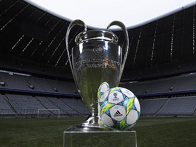 Цифры Лиги чемпионов: первые матчи 1/8 финала