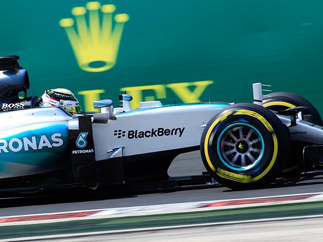 Хэмилтон выиграл квалификацию Гран-при Венгрии