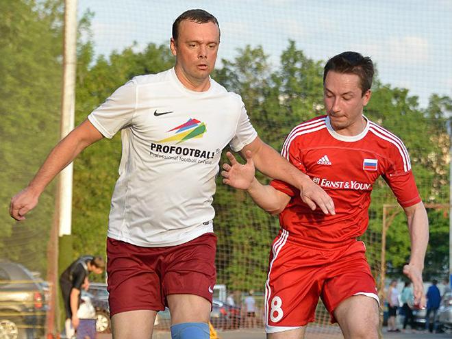 Любительская лига «Чемпионат»