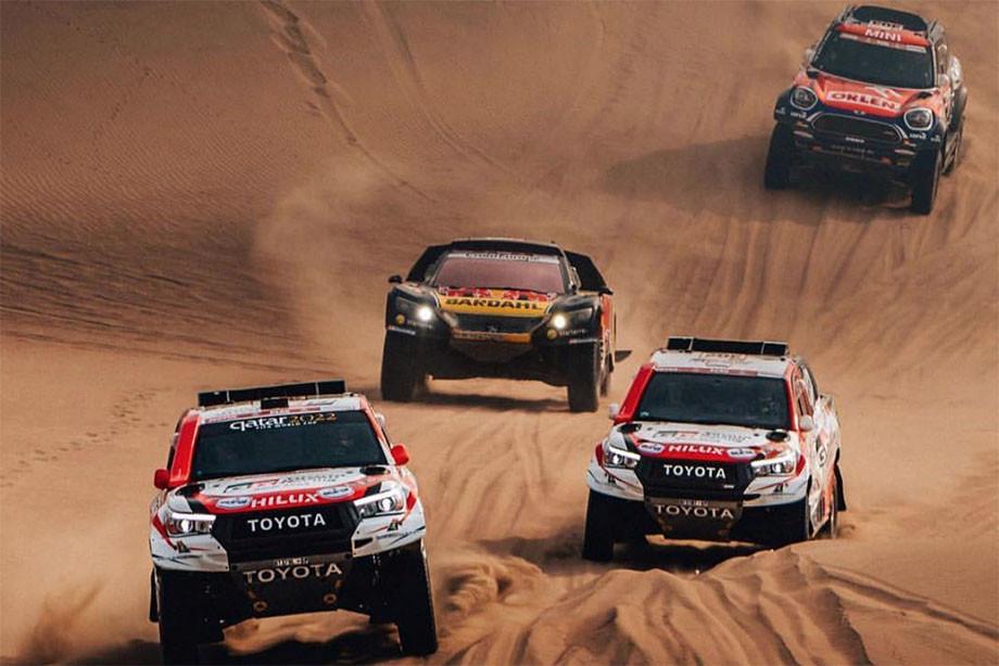 Мощный «Дакар» для «Тойоты». Победа Аль-Аттии — лишь один из пяти успехов