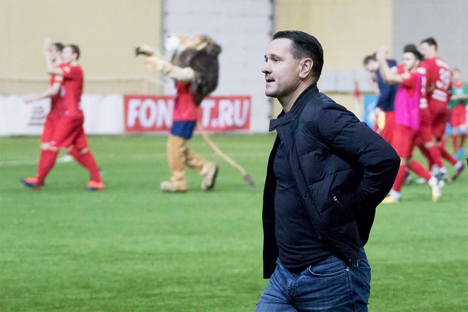 Аленичев делает шаг к РФПЛ, «Зенит» вот-вот убьёт интригу