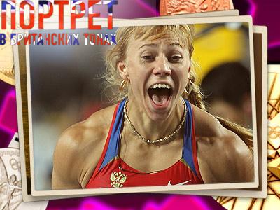 Лондон-2012. Лёгкая атлетика. Мария Абакумова