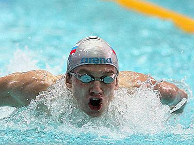 Игры-2012 повысят маркетинговую привлекательность водных видов спорта