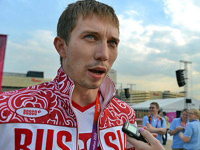 Сегодня ждём медали от Алексея Якименко