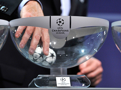 Жеребьёвка Лиги чемпионов онлайн