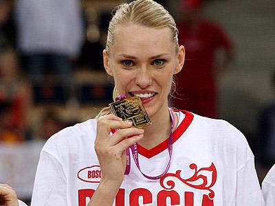 Степанова: вряд ли буду играть до 40
