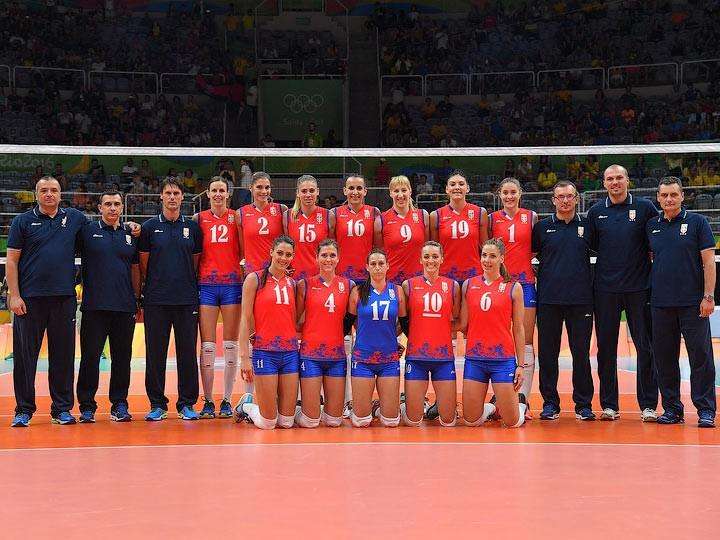 Сборная России уступила Сербии главный трофей Кубка Ельцина