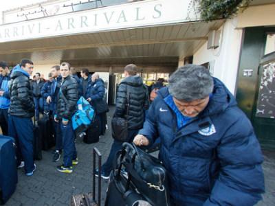 Игроки «Днепра» едут в Италию за победой