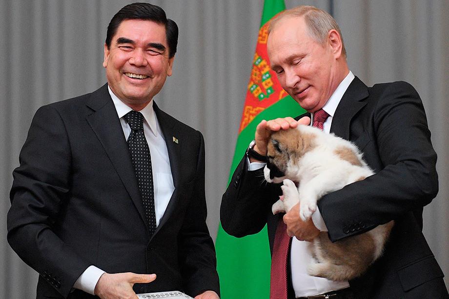 15 лучших видео года о гонках. Казалось бы, при чём здесь президент Туркмении