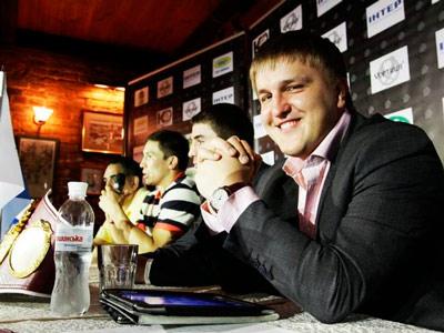 Александр Красюк о ближайших планах K2 Promotion