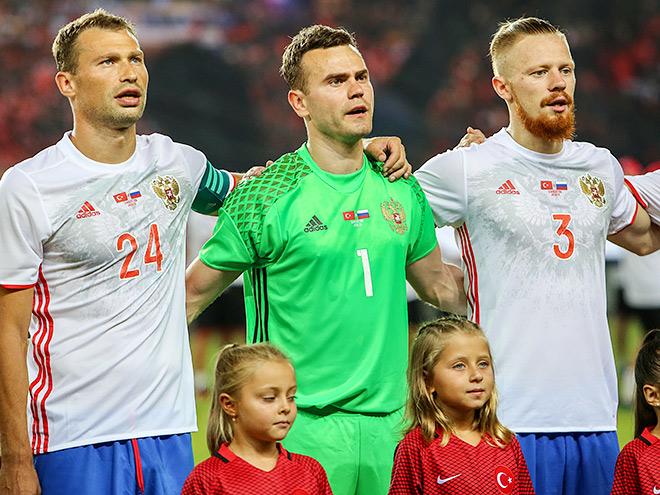 Новосельцев перешёл из «Ростова» в «Зенит» во время матча Турция - Россия