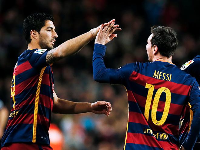 Видео: «Барселона» - «Сельта» - 6:1. Обзор матча. Пенальти, Месси, Суарес