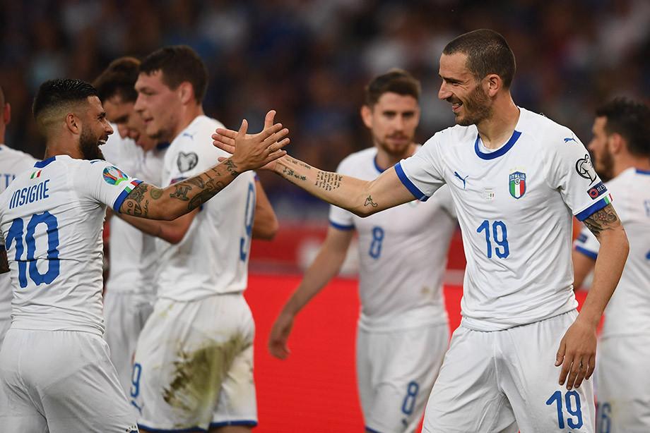 Италия — Босния и Герцеговина: прогноз