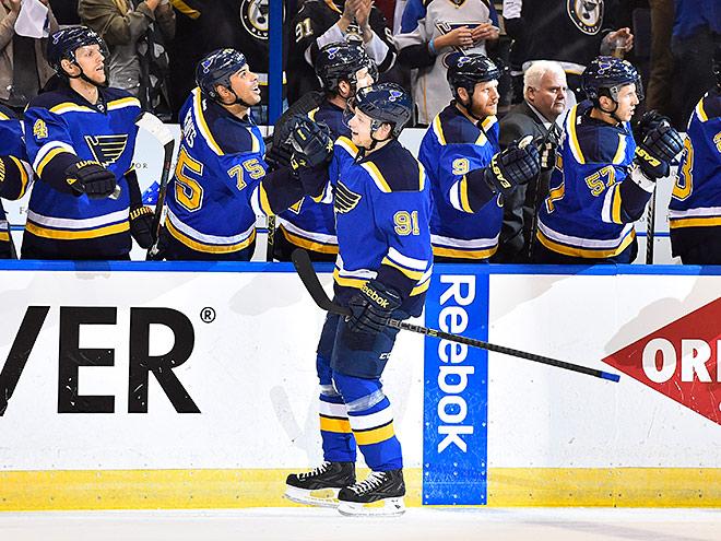 Обзор игрового дня НХЛ