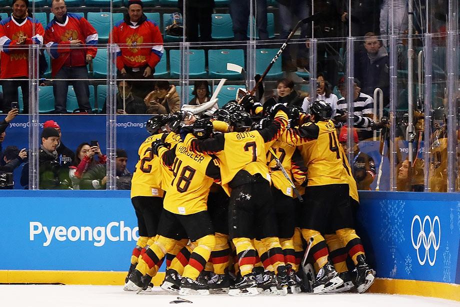 Олимпиада — 2018. Хоккей
