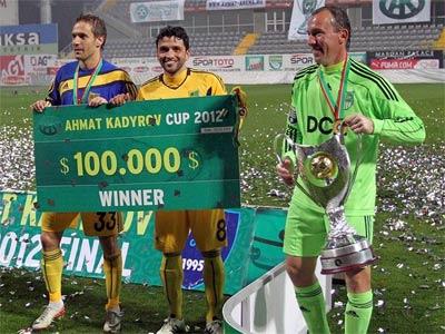 Харьковчане выиграли турнир памяти Ахмата Кадырова