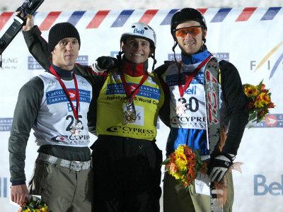 Представление команды Украины по фристайлу