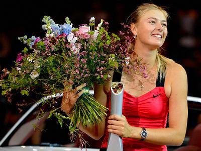 Шарапова обыграла Азаренко в Штутгарте, Надаль победил в Барселоне