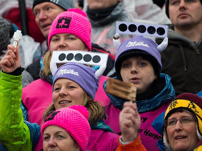 Биатлон. Кубок мира. Онлайн-трансляция 10 января