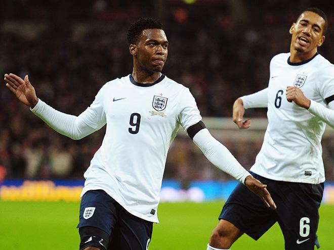 От сборной Англии не ждут чудес на ЧМ
