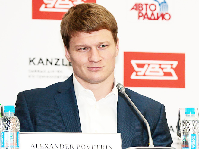 Александр Поветкин – о бое с Мануэлем Чарром