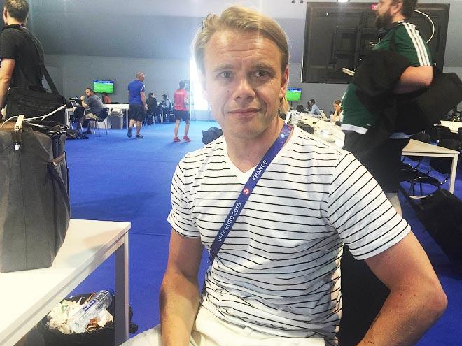 Исландский журналист - о своей сборной, России и Хиддинке