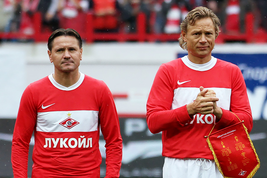 Тест. Аленичев или Карпин?