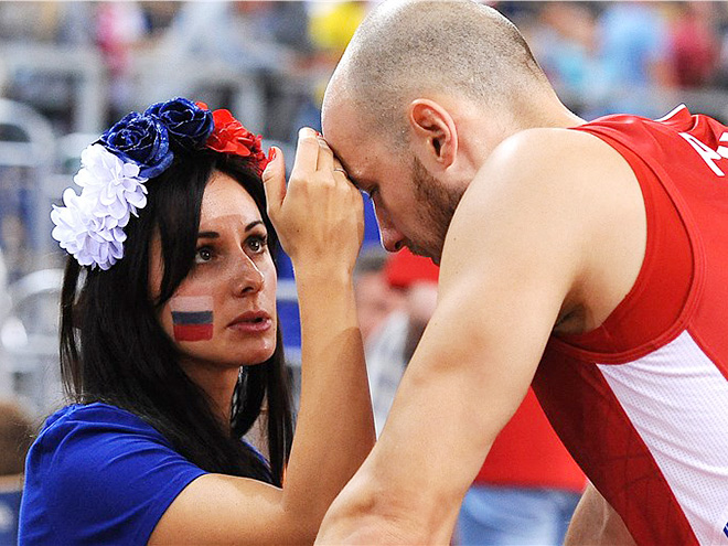 Волейбол. Чемпионат мира. Бразилия — Россия — 3:0
